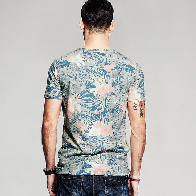 Camiseta Kuegou Florist