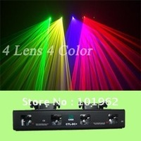 HOT SALE New Stage Light 30mW Green 100mW Red Laser 130mW Yellow Laser 100mW Violet Laser