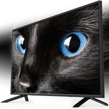Лучший монитор Дисплей 1920*1080p 32 дюйма android smart led tv T2 глобальная версия ТВ