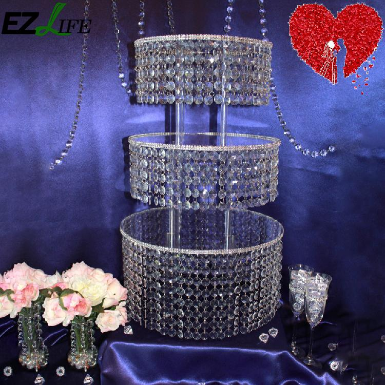 Online Buy Wholesale Square Cake Stands For Wedding Cakes From