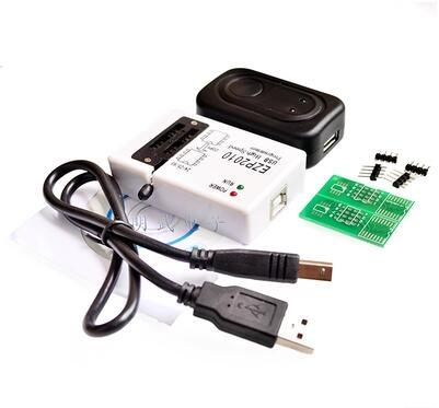 Envío Gratis EZP2010 de alta velocidad del USB SPI Programmer/EZP2010 programador de Apoyo 24/25/93 EEPROM 25 flash chip de la bios