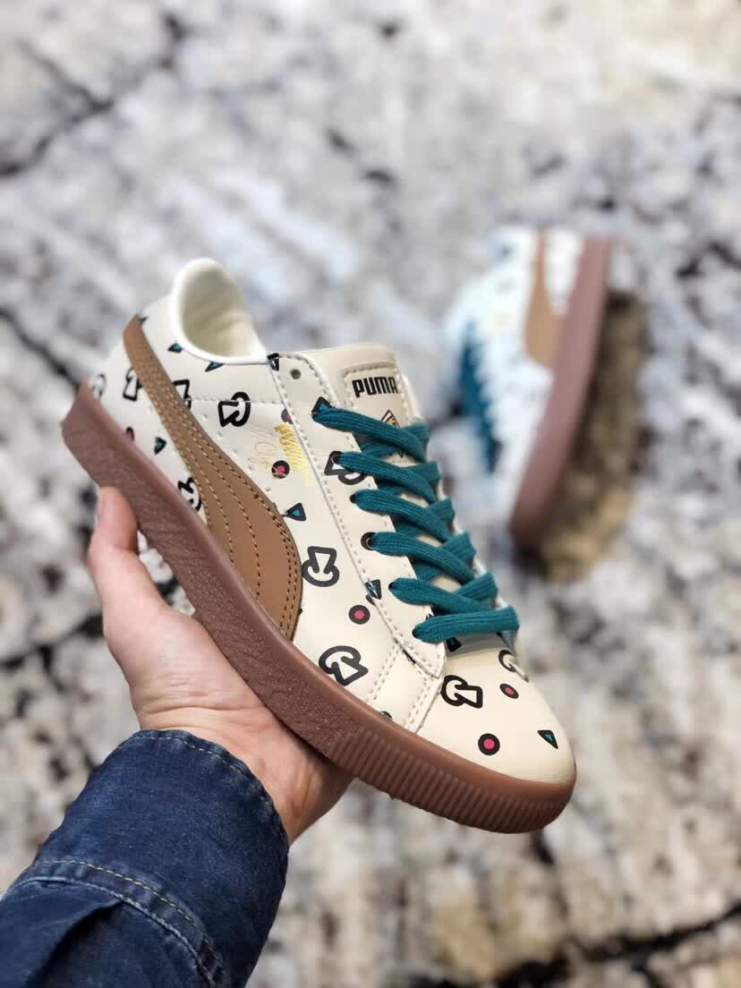 81aeffb730c6 2018 New arrive Puma by Rihanna Suede Creepers men shoes Breathable Badminton  Shoes Sneakers size 36 ...