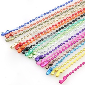70cm/28 Bead chain 3
