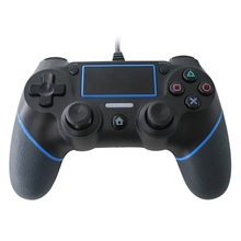 Wired Controllers for ps4 Controller USB Gamepads Vibration Wired USB Joystick Gaming for PlayStation 4 Gamer Not Wireless