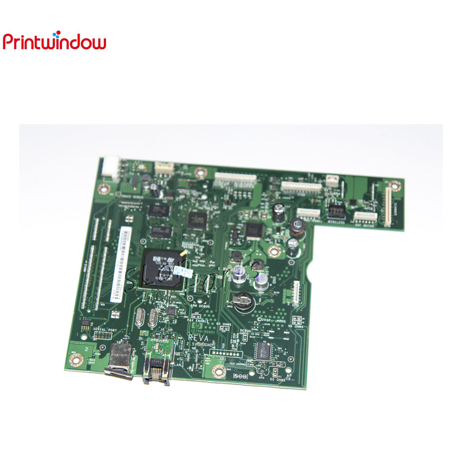 1X  CE790-60001 FORMATTER PCA ASSY Formatter Board logic MainBoard mother board for HP CM1415FN CM1415FNW 1415 formatter pca assy formatter board logic main board mainboard mother board for hp m651 651 m651dn m651n m651xh cz199 60001