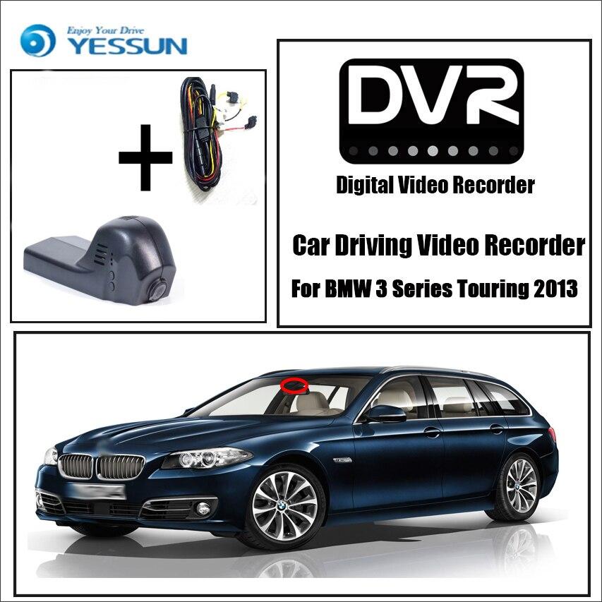 Здесь можно купить  YESSUN for BMW 3 Series Touring 2013 Car DVR Driving Video Recorder Hidden Mini Wifi Camera Dash Cam 96655 1080P  Автомобили и Мотоциклы