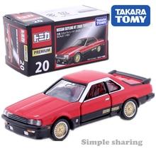 TAKARA TOMY Tomica Premium No 20 Nissan Skyline HT 2000 Turbo RS 1: 63 Auto Mobil Motor Kendaraan Diecast Logam Model Mainan Baru
