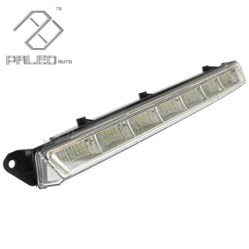 ФОТО New High Quality Right Side For Mercedes G550 GL320 GL450 GL550 ML63 AMG LED DRL  Daytime Running Light  A1649060451