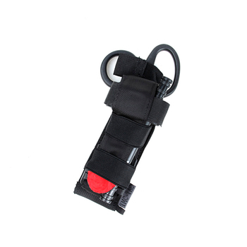 TMC Tactical Medical Shear Scissor & Tourniquet Holder Pouch Molle EMT Sheath First Aid Airsoft Tactical Gear 3257