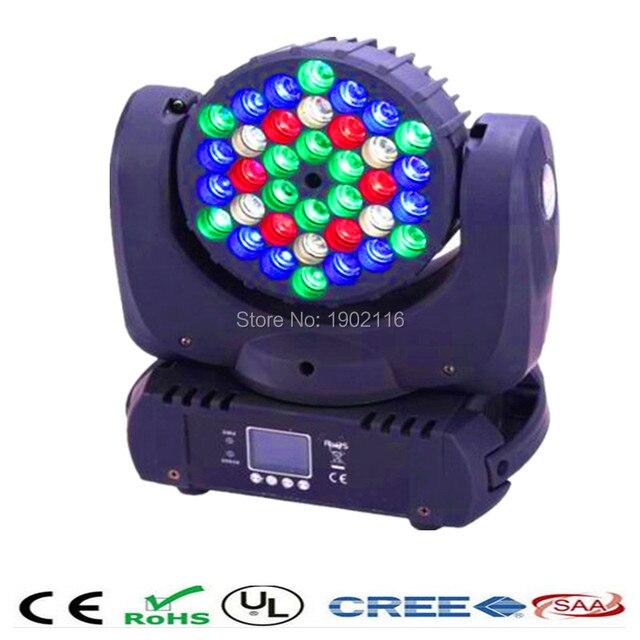 Factory sale Beam Moving Head 36x3W  LED Beam Moving Head Light for DJ Party Disco Nightclub Bar christmas holiday light