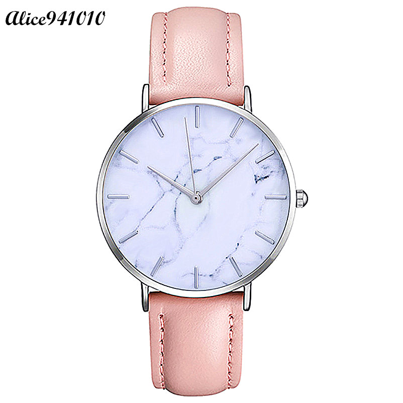 Newly Fashion Men Women Watch Slim Leather Analog Classic Casual Wrist Watch Sports Watches Dial montre femme best gift A2 newly design dress ladies watches women leather analog clock women hour quartz wrist watch montre femme saat erkekler hot sale