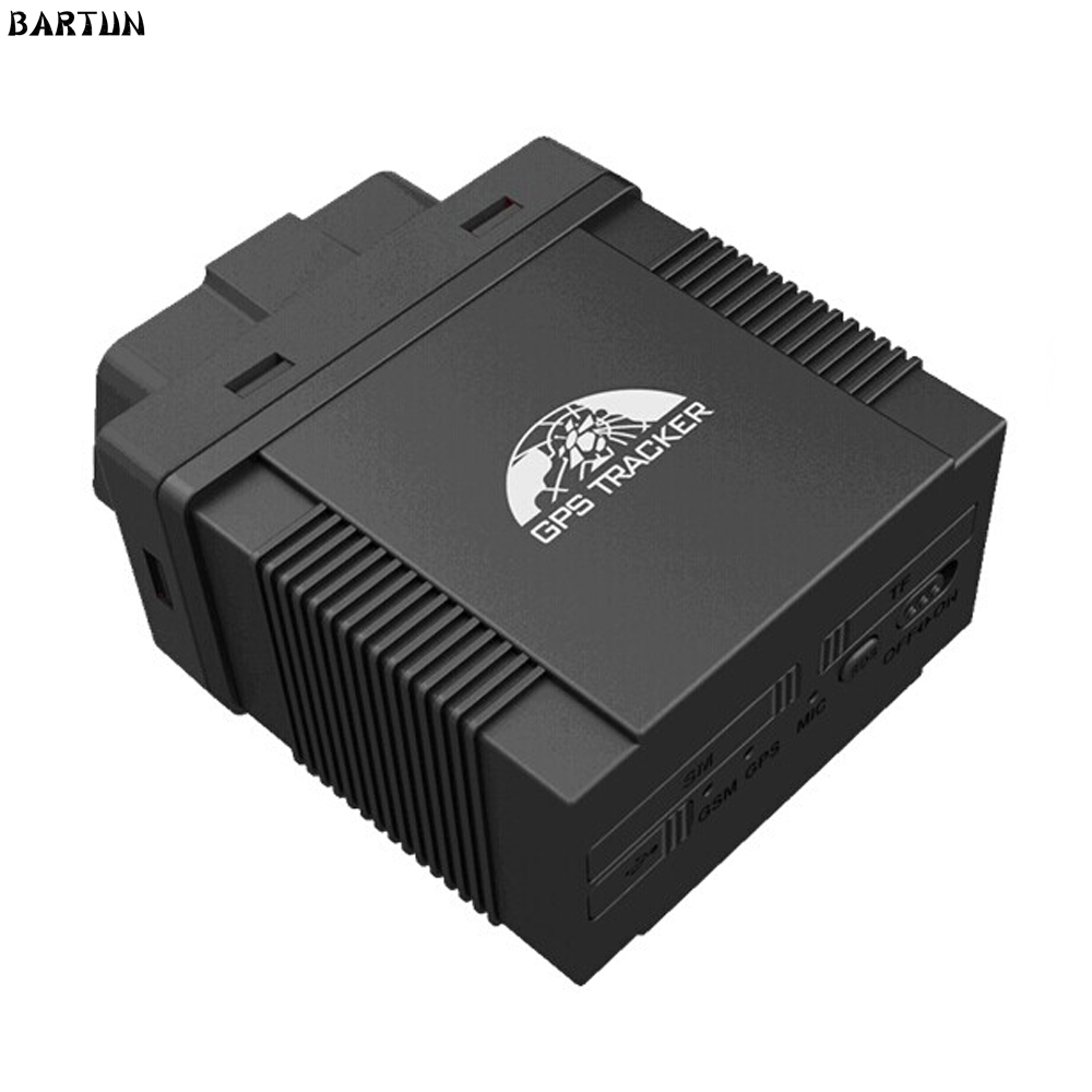 Car Vehicle GSM GPS OBD Tracker Coban GPS306A TK306A Data OBDII Automotive Diagnostic Detector PC Tracking