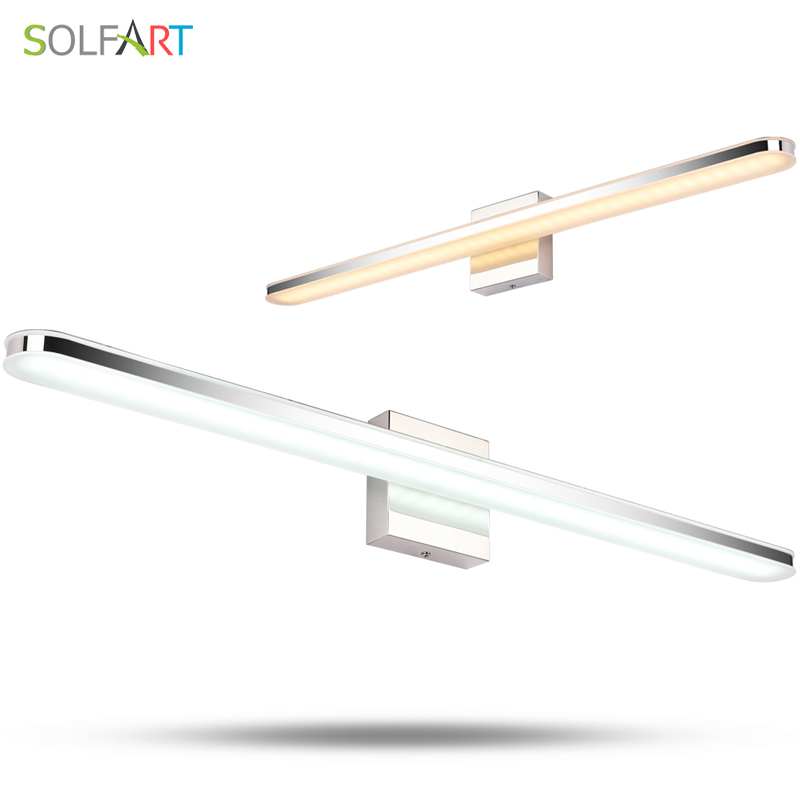 SOLFART sconce wall lamp bathroom light modern luminaria for bedroom bathroom mirror lamp mural vanity light