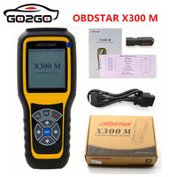 HotOBDSTAR X300M Odometer Adjustment and OBDII Support For Benz Mileage Correction Tool X300 M Better Than Tacho Pro Digiprog 3