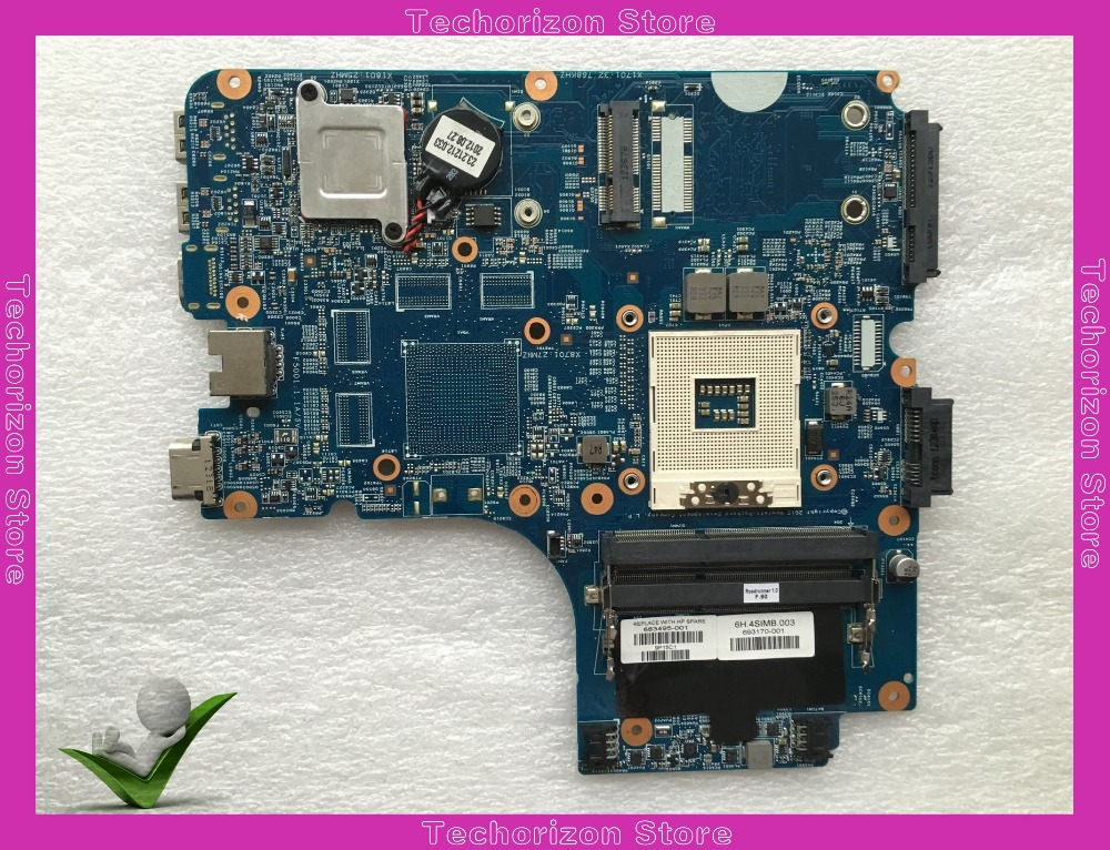 683495-001 For HP Probook 4540S 4441 Laptop Motherboard PGA989 HM76 DDR3 Tested Working