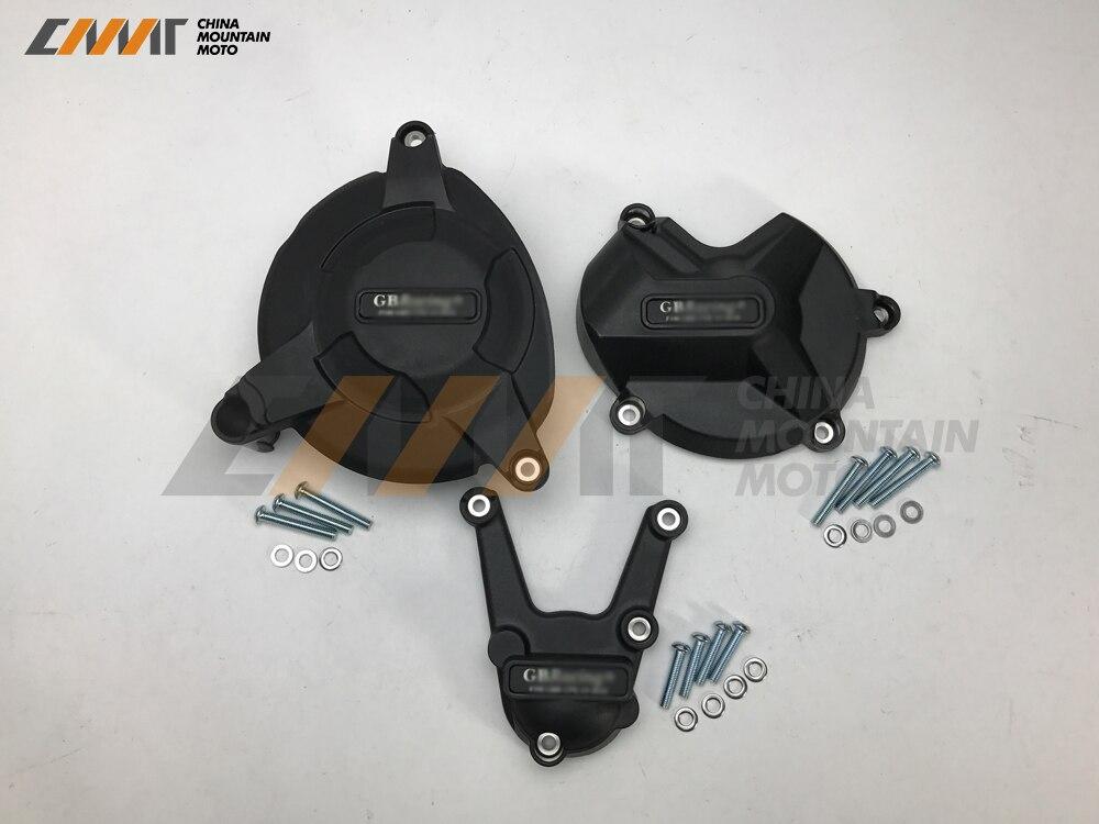 Moto Engine caso di Protezione della copertura per GB Racing per BMW S1000RR 2009-2016 S1000R 2009-2016