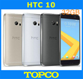 "Htc 10 original desbloqueado android quad core gsm 4g lte ram 4 gb rom 32 gb teléfono móvil 5.2 ""WIFI GPS 12MP dropshipping"