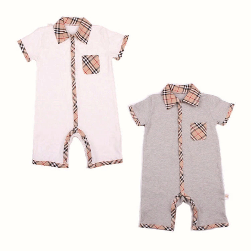 80b282be4b6 Summer Style Baby Boy Romper Newborn Baby Clothes pajamas New Born Baby  Girl Clothing Ropa Bebe Children Toddlers Rompers HB022-in Rompers from  Mother ...