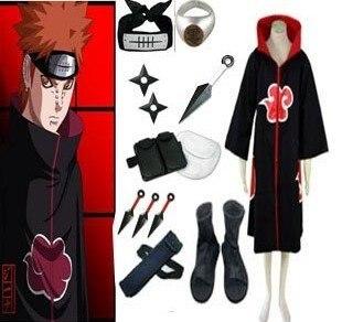 Anime font b Naruto b font font b Cosplay b font Apparel font b Naruto b