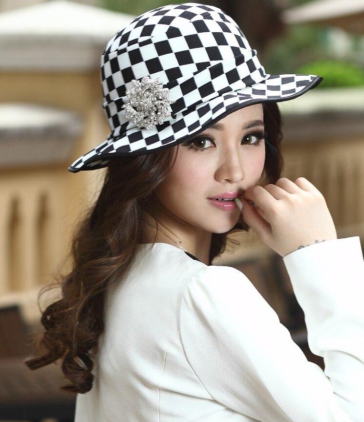 2ea11a050 US $44.09 |Free Shipping Women Hats Church Winter Ladies' Satin Dress  Chapeau Hat 100% Polyester Formal Hat For Women Vintage Fashion-in Women's  ...