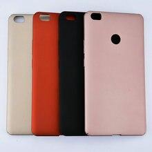 Мода Дизайн Для Xiaomi Макс Миль Max Случае 360 Полная Защита матовый Жесткого Пластика Тонкий Задняя Крышка Телефона Чехол Для Xiaomi Макс LQ01
