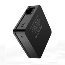 VONETS VAR11N PLUS 2.4G 300Mbps Wireless WiFi Router 802.11b/g/n Mini Wi-Fi Repeater Network Portable for Hotel PC Computer 5PCS(China (Mainland))