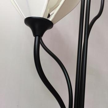 цветок торшер | Современные 5 головок белый цветок пол свет Творческий Лотос вилла клуб отеля приём лобби напольные торшеры Z115044