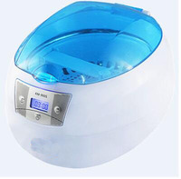 750ml Mini Ultrasonic Cleaner 220V 50W Jewelry Watch Glasses Cleaning Device