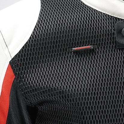 KOMINE JK-092 R Spec Sports Mesh Jacket Lombardo c2