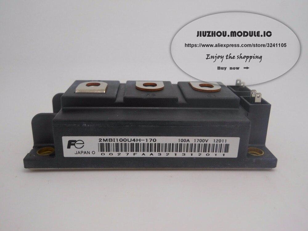 цена на Free shipping NEW 2MBI100U4H-170 MODULE