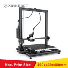 New Arrival Twin Extruder Double Heads 3D Drucker Two-color Printing Xinkebot ORCA2 Cygnus 3D Printer