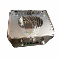Vilaxh Cleaner Tool Ultrasonic cleaner machine for Epson DX4 DX5 DX7 printhead printer cleaner