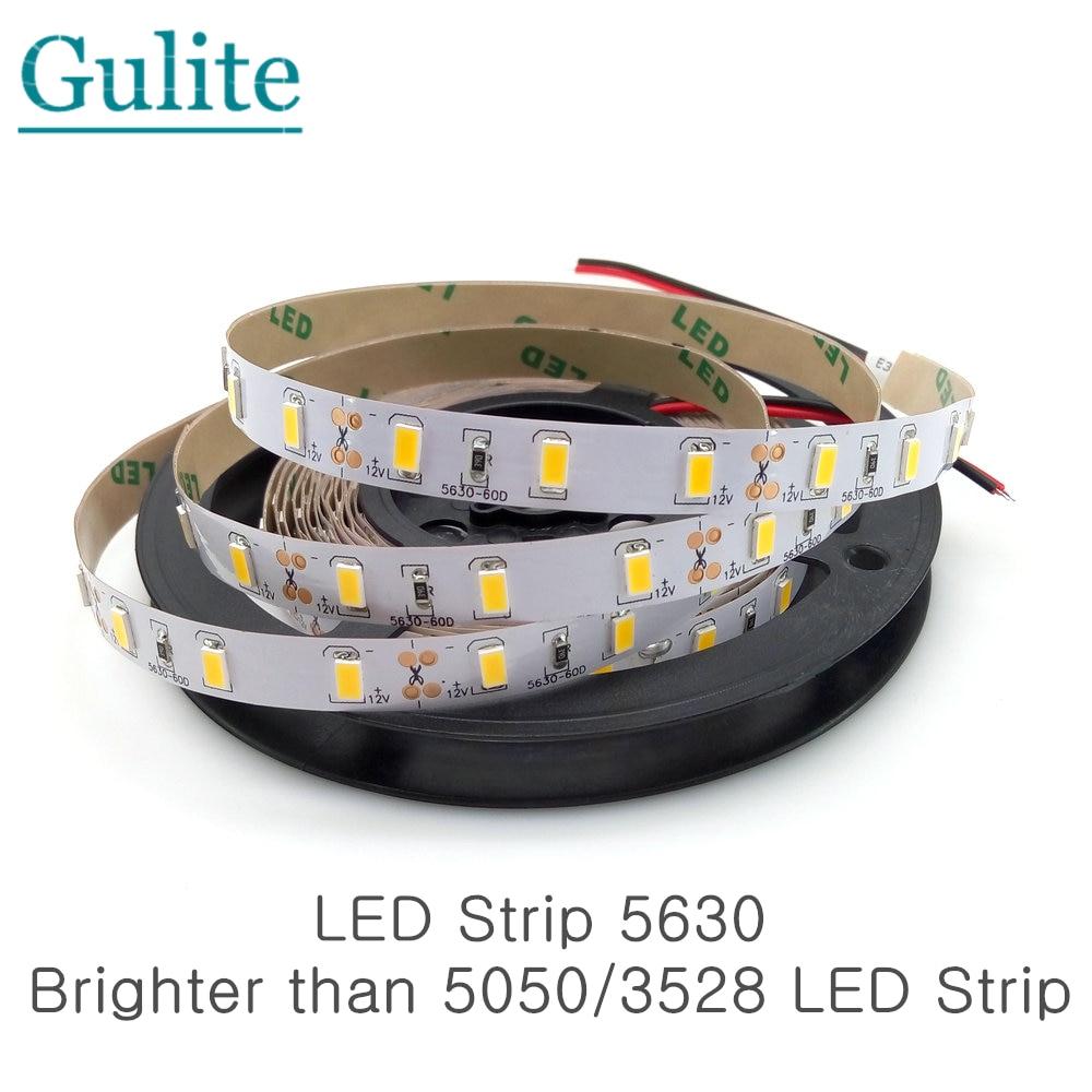 5630 LED Strip 12V Fərqli Dekorasiya İşıqlandırma 300LED Su - LED işıqlandırma - Fotoqrafiya 2