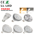 Led Lamp E27 Spotlight Par 20 Par 30 Par 38 6W 14W 18W 24W 30W 36W Led Lighting Warm/Cool/White