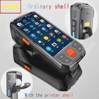 Caribe PL-50L Bas prix sans fil appareil de poche pda fabricant bluetooth auto 2d barcode scanner et imprimante et uhf rfid