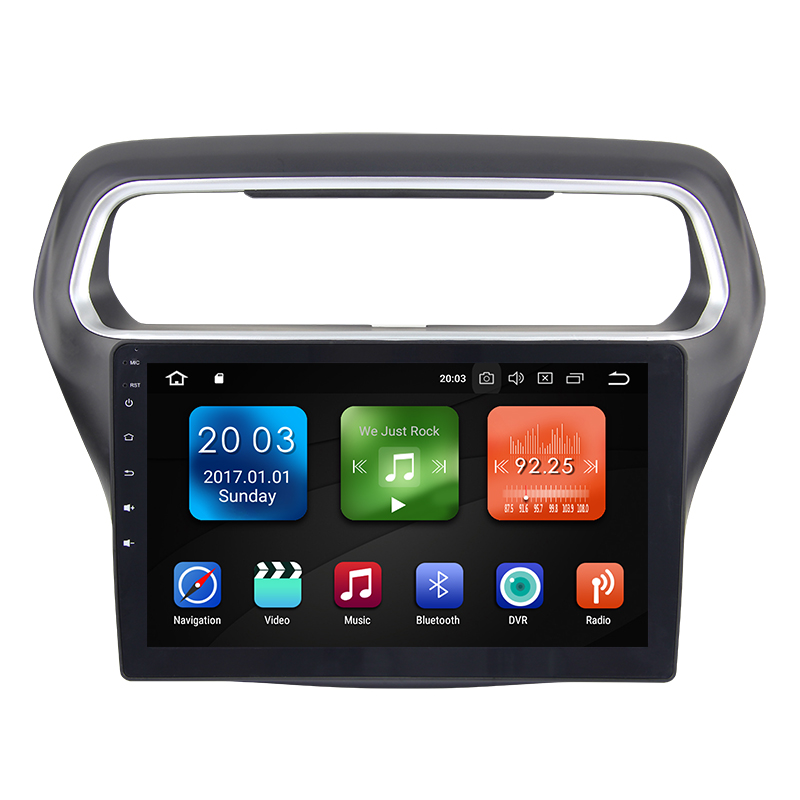 Eunavi 10.1PX5 2Din Car Android8.0 Radio Multimedia GPS Player For FORD ESCORT 4G+32G 8Core Fast Boot TV 1080P HDP GPS 2015