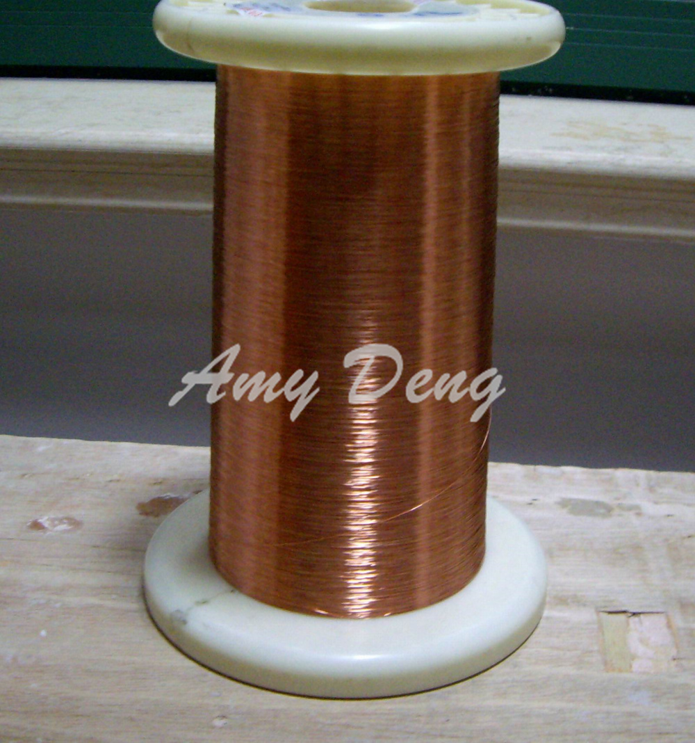 5000meters/lot  0.1 Mm Mm New Polyurethane Enamel Covered Wire Fly Line Maintenance Line QA-1-155 Copper Wire