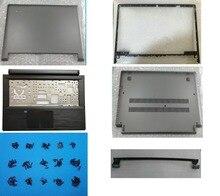 New Original for Lenovo Flex 2 14 LCD Back Case+Frame/Bezel Front LCD Case+Palmrest Upper Case +Lower Base Case+Hinge Cover Gray цена 2017
