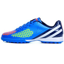 250307/Men's soccer shoes / non-slip / breathable/3D Corrugated Texture/Stereo friction/EVA rubber base