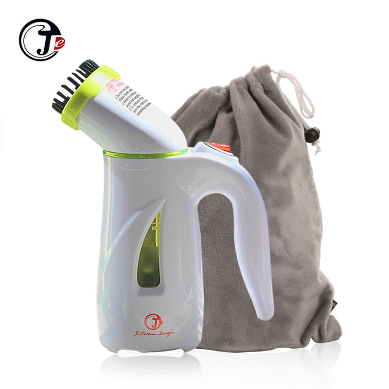 все цены на New Portable Clothes Steamer Iron Garment Steamers 220V 110V Steam Ironing Handheld dry Cleaning Clothes Home Appliance Travel онлайн