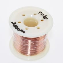 ChengHaoRan 0.06mm,2000m 4000m Copper Wire Polyurethane Enameled Wire Qa 1 155 0.06 Mm X 2000 Meters/pc 8000m 10000m