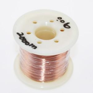 Image 1 - ChengHaoRan 0.06mm,2000m 4000m Copper Wire Polyurethane Enameled Wire Qa 1 155 0.06 Mm X 2000 Meters/pc 8000m 10000m