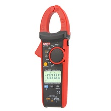UNI-T UT216D 600A Digital Clamp Meters NCV V.F.C Diode LCD Backlight OLED Display Analogue Bar Graph Work Light