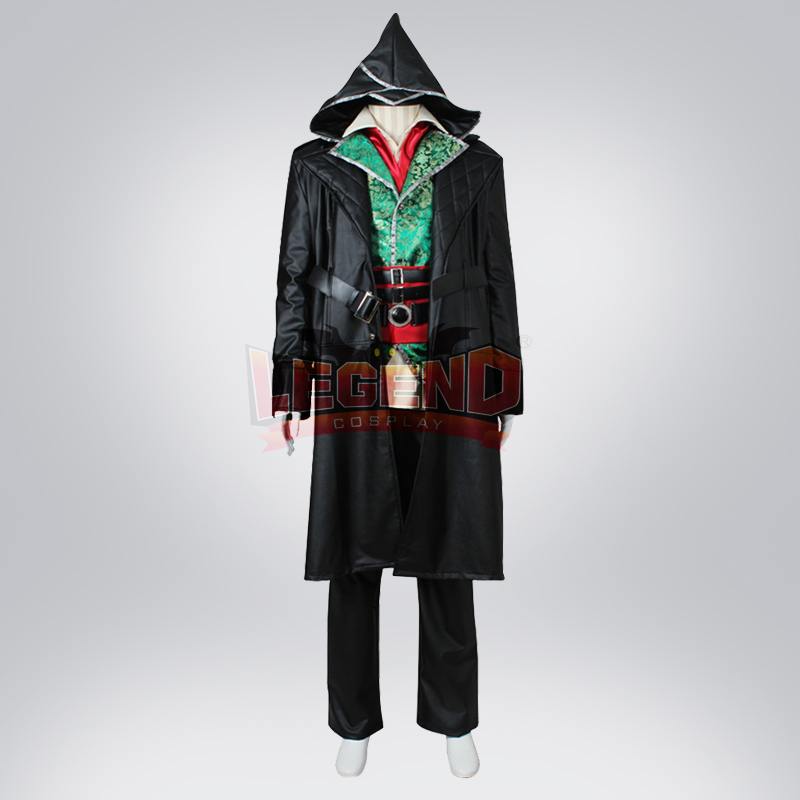 Cosplay legend AC Custom Made Syndicate Jacob Frye Cosplay adult costume full set all size halloween