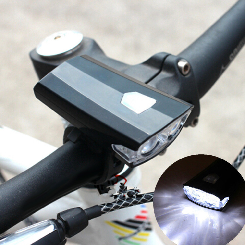 Rechargeable USB LED Bicycle Bike Flashlight Lamp MTB Front Bicycle Cycling Light Headlight Headlamp Bike Bycicle Accessories waterproof usb rechargeable flashlight xm l t6 led bike front light 4 modes bicycle light for bycicle cycling accessories