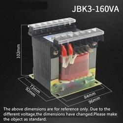 JBK3-160VA Machine Tool Control Transformer JBK3-150VA380V Various 6.3V24V110V220V