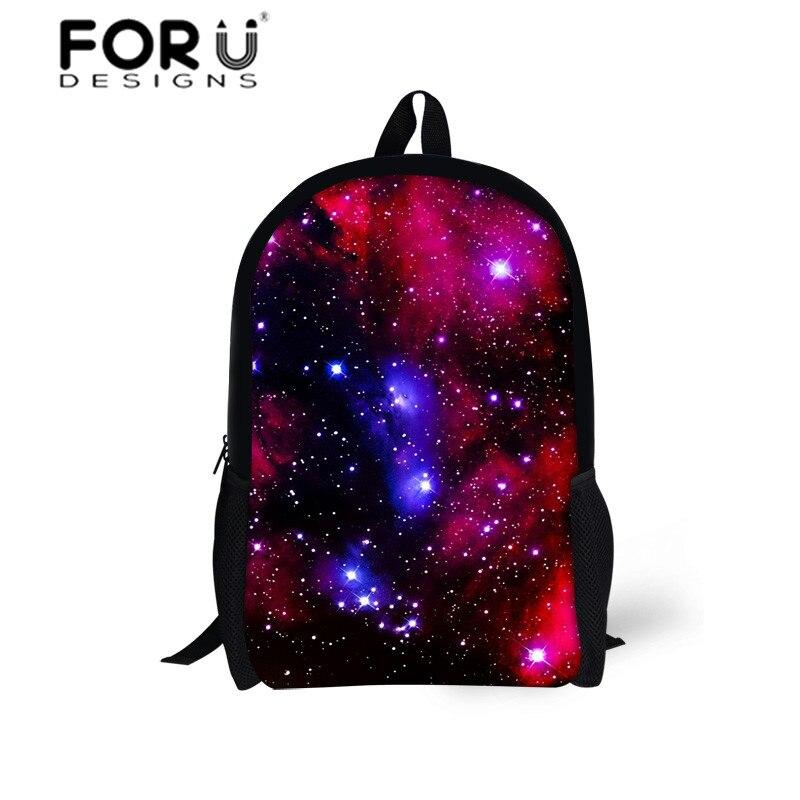Amazing Galaxy Printing Backpacks For Teenagers Children Wonderful Universe Mochila Infantil Feminina School Students Book Bags amazing adventures sticker book