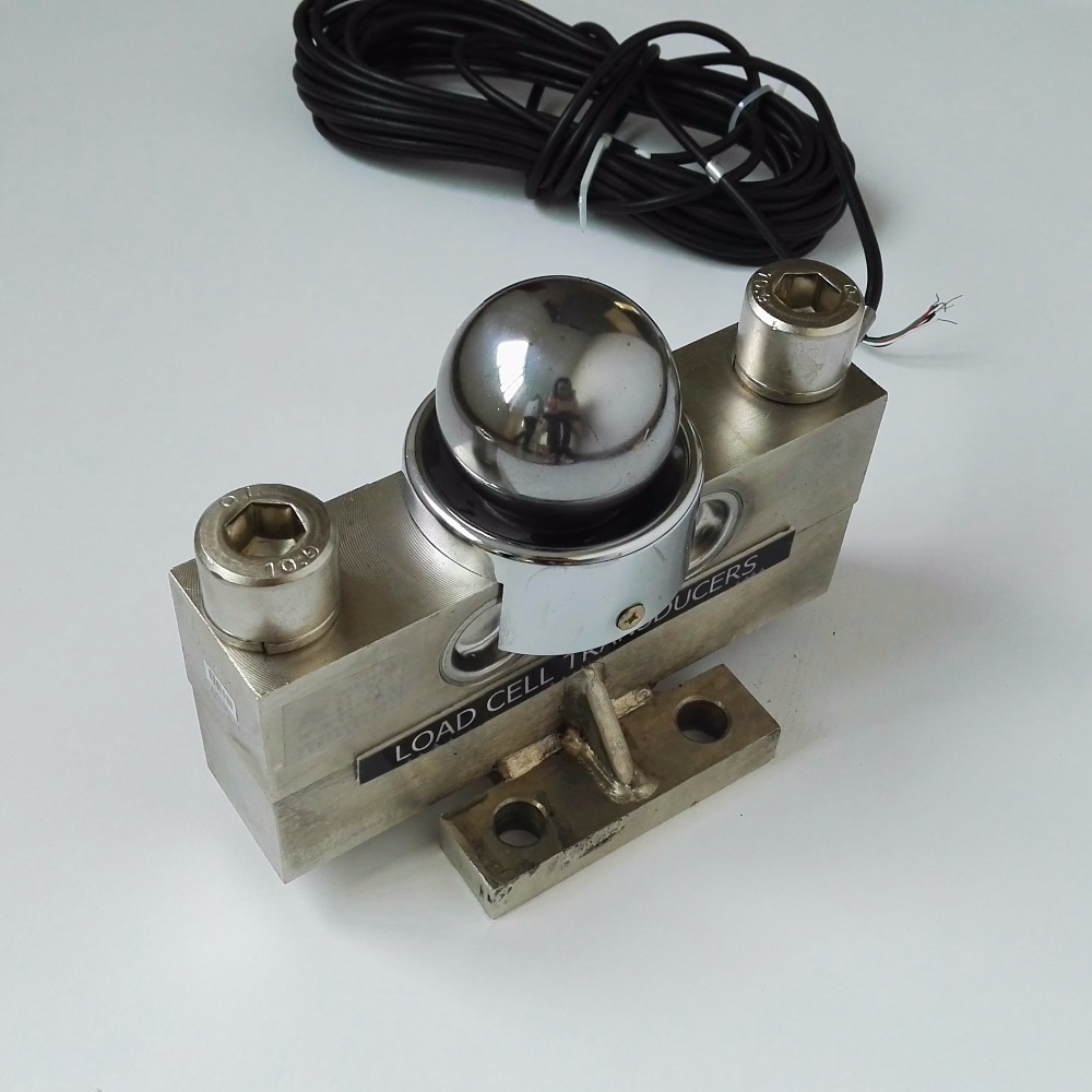 Precision Keli QS/QS-D Analog 10t 20t 30t ton Small floor scale load cell transducer with Steel ball