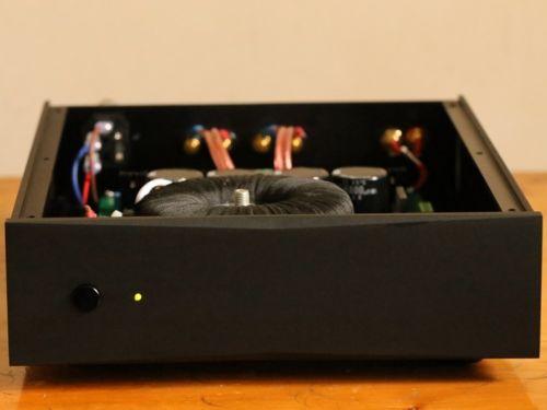 Nouvel amplificateur NAP200 fini HiFi stéréo 75 W + 75 W amplificateur basé sur le Circuit d'ampli de puissance Naim NAP200