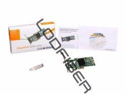 LODFIBER dla wejścia i wyjścia LSI MegaRAID wewnętrznego o niskiej mocy SATA/SAS 9240 8i 6 Gb/s pci express 2.0 RAID Cont      -